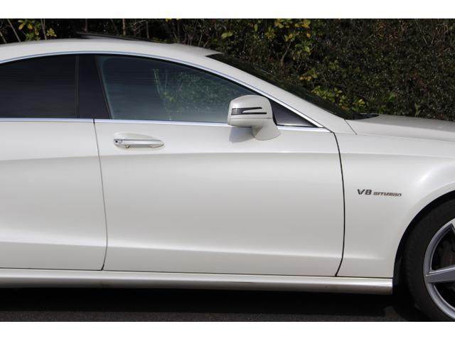 CLS350ブルーエフィシェンシAMGスポーツパケジ ワンオーナー ディーラー記録簿完備 AMG63エンブレム サンルーフ 黒革 シートヒーター 純ナビ地デジBカメラ ETC 取説 新車保証書 記録簿 スペアキー(27枚目)