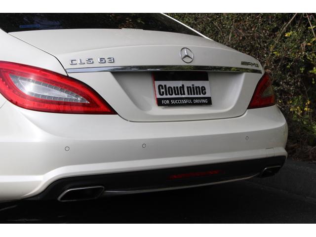 CLS350ブルーエフィシェンシAMGスポーツパケジ ワンオーナー ディーラー記録簿完備 AMG63エンブレム サンルーフ 黒革 シートヒーター 純ナビ地デジBカメラ ETC 取説 新車保証書 記録簿 スペアキー(37枚目)