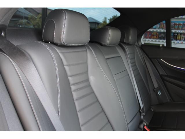 E250 アバンギャルド スポーツ 当社販売車両 買取直販車 E43仕様 レザーPKG ブルメスタサウンド エアバランスPKG 自動トランク 黒革前後シートヒーター D記録簿 ナビ地デジフルセグ360度バックモニター E43用20AW(18枚目)