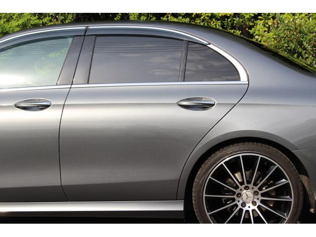 E250 アバンギャルド スポーツ 当社販売車両 買取直販車 E43仕様 レザーPKG ブルメスタサウンド エアバランスPKG 自動トランク 黒革前後シートヒーター D記録簿 ナビ地デジフルセグ360度バックモニター E43用20AW(23枚目)