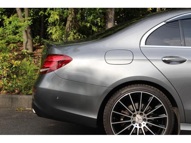 E250 アバンギャルド スポーツ 当社販売車両 買取直販車 E43仕様 レザーPKG ブルメスタサウンド エアバランスPKG 自動トランク 黒革前後シートヒーター D記録簿 ナビ地デジフルセグ360度バックモニター E43用20AW(25枚目)