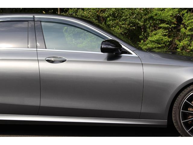 E250 アバンギャルド スポーツ 当社販売車両 買取直販車 E43仕様 レザーPKG ブルメスタサウンド エアバランスPKG 自動トランク 黒革前後シートヒーター D記録簿 ナビ地デジフルセグ360度バックモニター E43用20AW(27枚目)