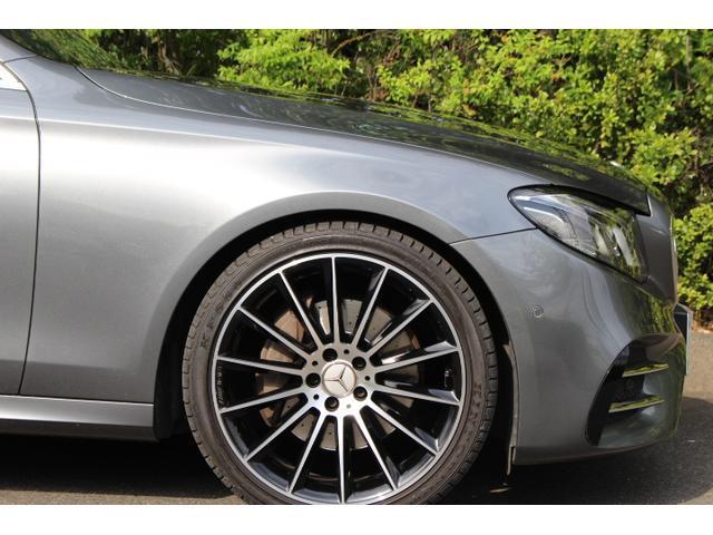 E250 アバンギャルド スポーツ 当社販売車両 買取直販車 E43仕様 レザーPKG ブルメスタサウンド エアバランスPKG 自動トランク 黒革前後シートヒーター D記録簿 ナビ地デジフルセグ360度バックモニター E43用20AW(28枚目)