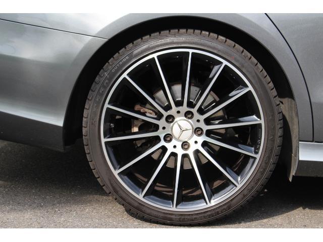 E250 アバンギャルド スポーツ 当社販売車両 買取直販車 E43仕様 レザーPKG ブルメスタサウンド エアバランスPKG 自動トランク 黒革前後シートヒーター D記録簿 ナビ地デジフルセグ360度バックモニター E43用20AW(31枚目)