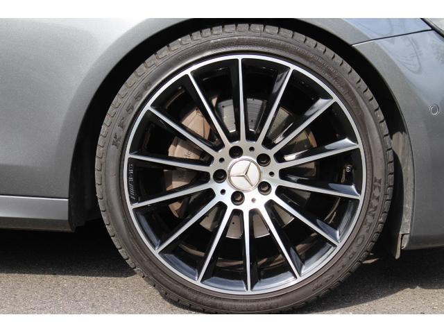 E250 アバンギャルド スポーツ 当社販売車両 買取直販車 E43仕様 レザーPKG ブルメスタサウンド エアバランスPKG 自動トランク 黒革前後シートヒーター D記録簿 ナビ地デジフルセグ360度バックモニター E43用20AW(32枚目)