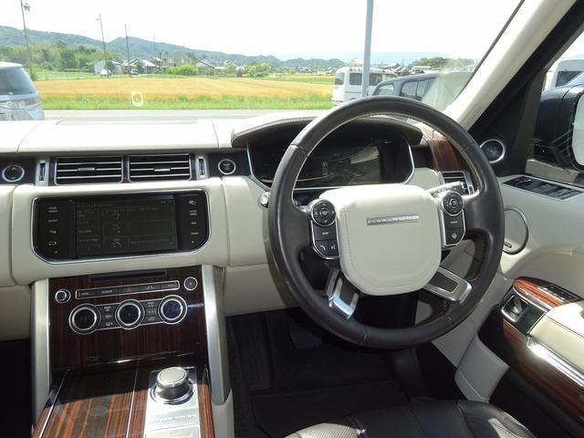 5.0 V8 スーパーチャージド ヴォーグ 4WD(16枚目)