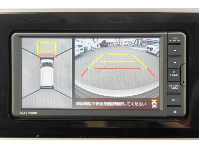 Gブラックインテリアリミテッド SAIII 全方位モニター ディスプレイオーディオ Rコーナーセンサー LEDヘッドライト ワンオーナー 両側電動スライドドア(6枚目)