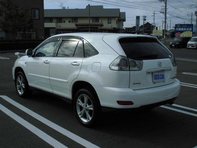 「トヨタ」「ハリアーハイブリッド」「SUV・クロカン」「岐阜県」の中古車5