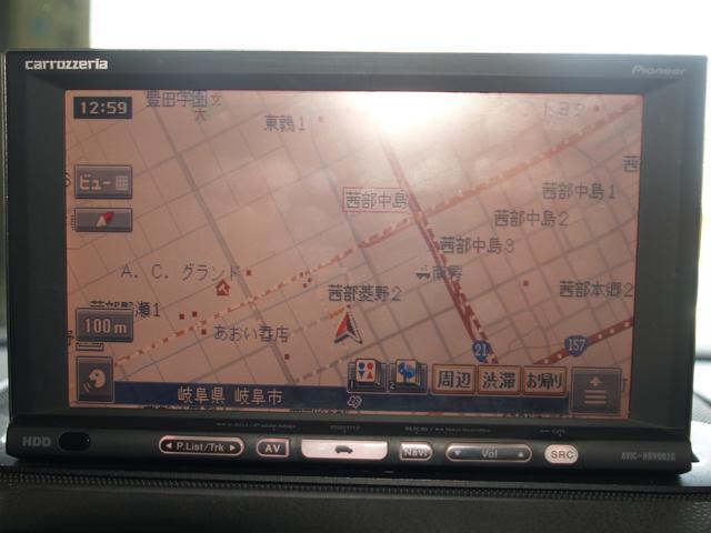 ボルボ ボルボ V50 2.4 HDDナビ地デジ 黒本革シート ETC 下取り車両