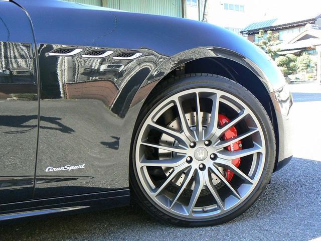 S グランスポーツ 430PS OP21インチ 赤皮S SR(11枚目)