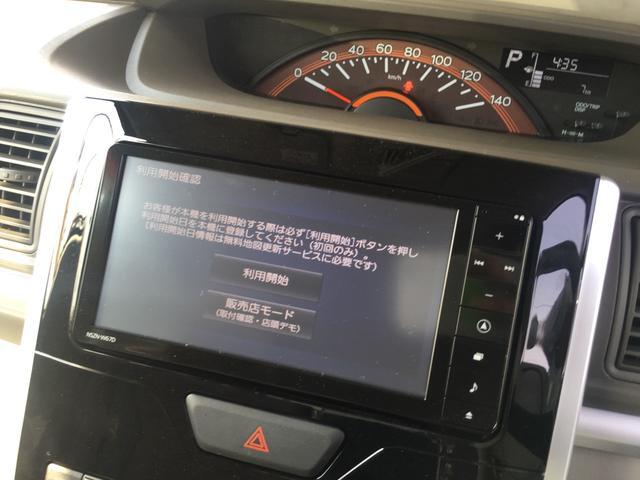ダイハツ タント X SAIII ナビ TV アルミ 電動ドア 安全装備
