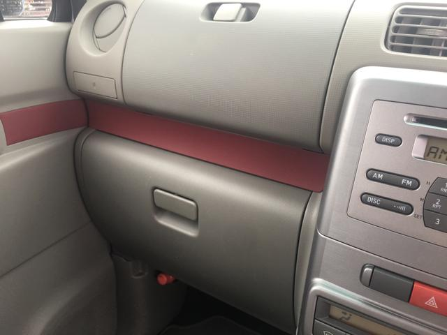 ダイハツ ムーヴコンテ X +S 2WD スマートキー CD CVT ABS