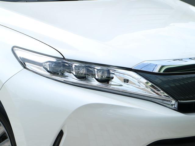 トヨタ ハリアー プレミアム BIGX大画面10ナビ SR レーダークルーズ