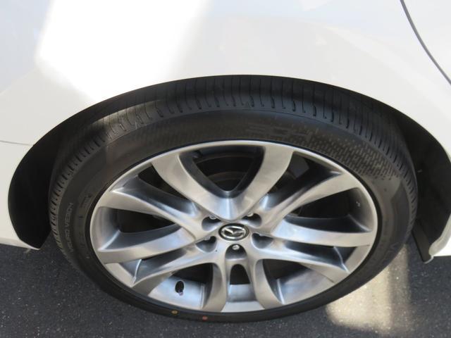 XD Lパッケージ 1オーナー マツダコネクト フルセグ バックモニター スマートブレーキ 黒革 シートヒーター LEDヘッド BOSEサウンド レーダークルーズコントロール(8枚目)
