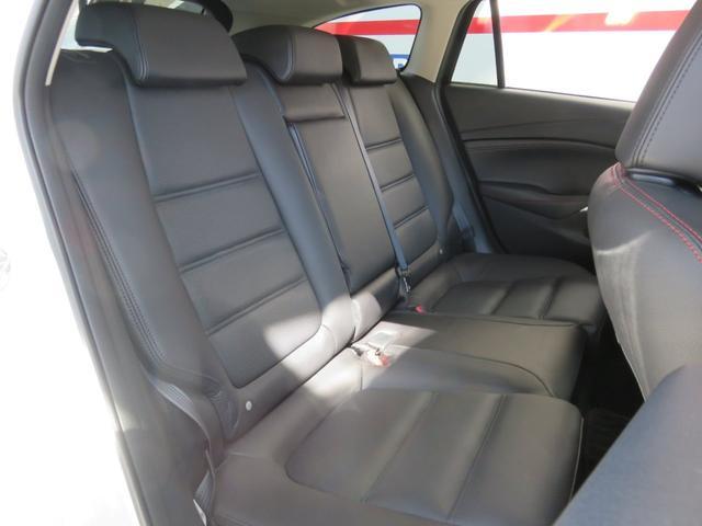 XD Lパッケージ 1オーナー マツダコネクト フルセグ バックモニター スマートブレーキ 黒革 シートヒーター LEDヘッド BOSEサウンド レーダークルーズコントロール(30枚目)