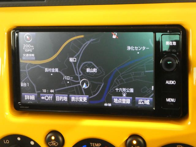 トヨタ FJクルーザー ベースグレード