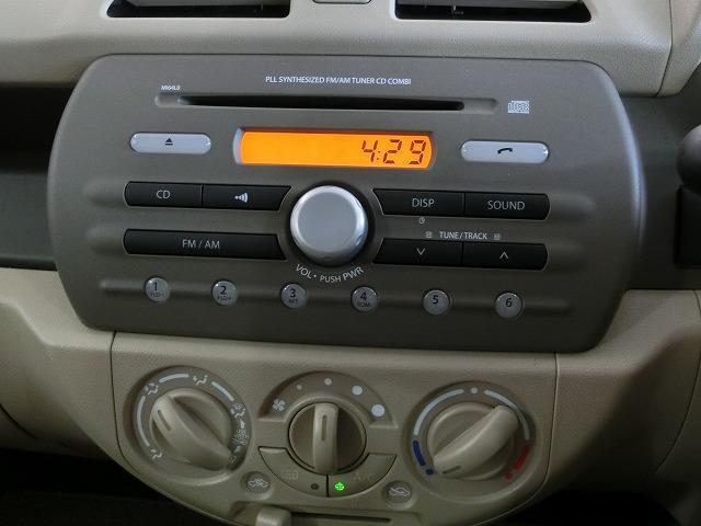 スズキ アルト G CD マニュアルエアコン キーレス