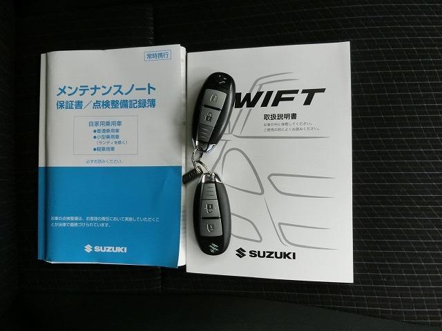 スズキ スイフト XG CD オートエアコン スマートキー