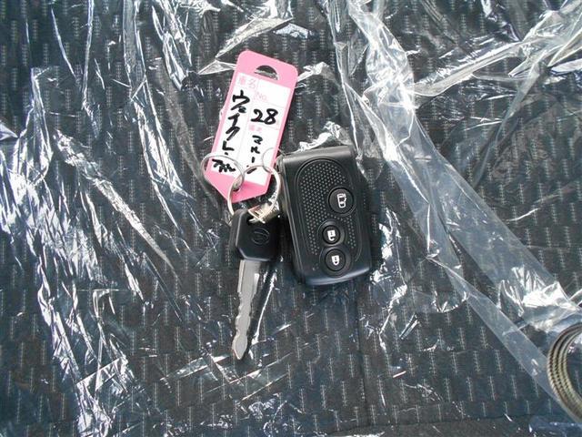 ダイハツ ウェイク L ファインセレクションSA 片側電動スライドドア アルミ
