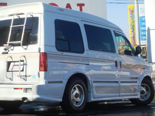 スタークラフト ブロアムLTD 4WD 三井D車 ナビRTV(5枚目)
