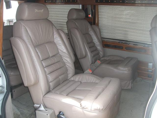 シボレー シボレー アストロ スタークラフト ブロアムLTD4WD 三井D車 ナビRTV