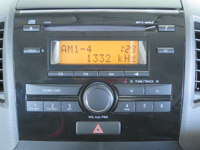 E ・純正オーディオ付(CD・FM・AM)マニュアルエアコン(13枚目)