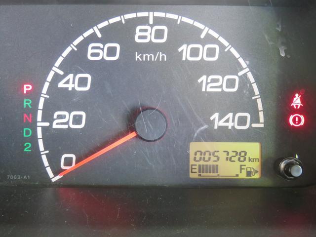 実走行5800km