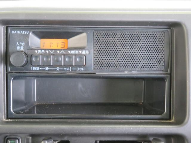 AM/FMラジオ付き。日本語表示です。