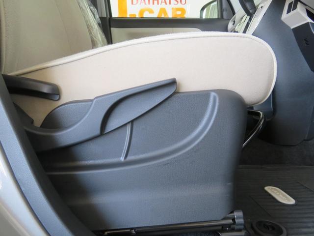 運転席シートリフター付いています。