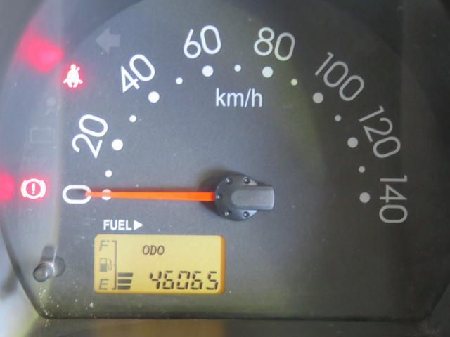 実走距離46065Kmです。