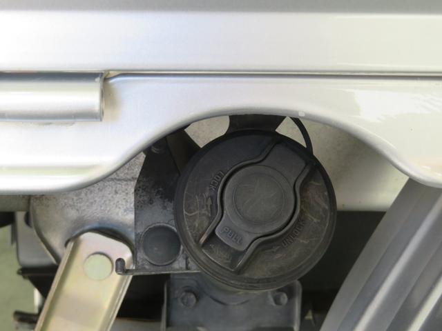 燃料タンクキャップ・ロック付