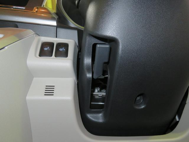 チルトステアリング付で、ハンドルが上下に稼働しドライバーに合ったハンドルポジションに調整出来ます。