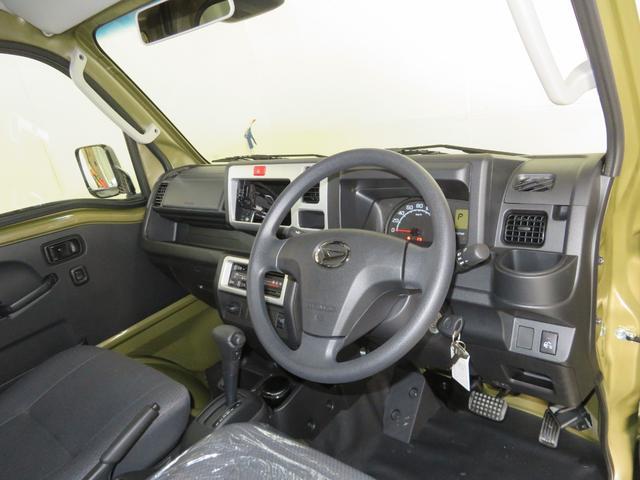 運転席側からのインパネ状況