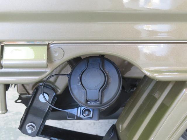 燃料タンクキャップ・キーロック付