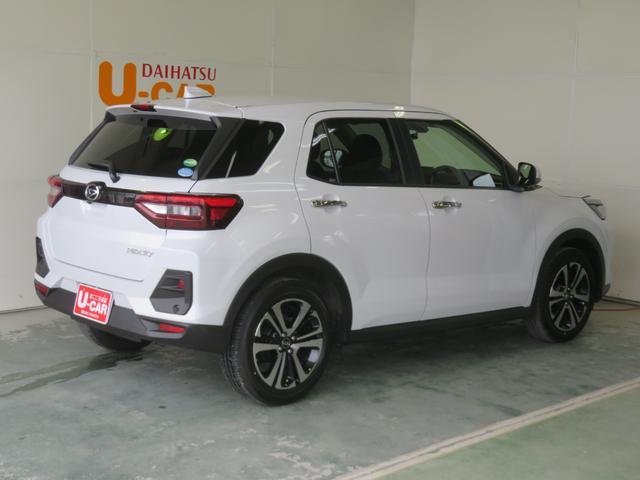 「ダイハツ」「ロッキー」「SUV・クロカン」「三重県」の中古車3
