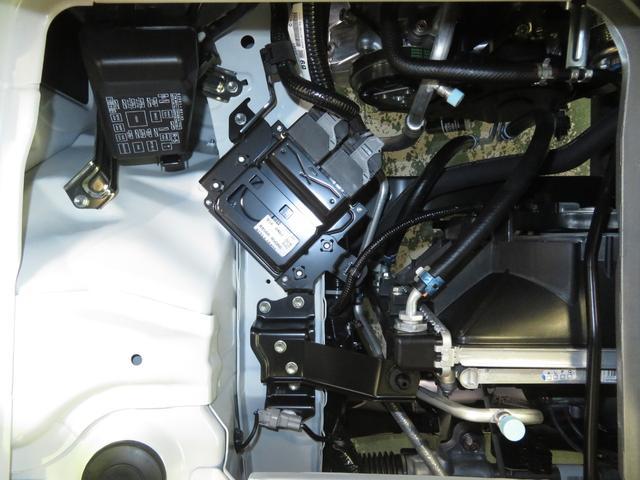 スタンダードSAIIIt 4WD AT車 LEDヘッドライト(23枚目)