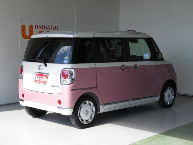 Gメイクアップリミテッド SAIII 元試乗車(3枚目)