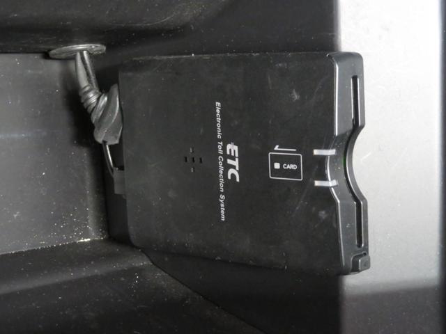 X 純正CDチューナー ETC(22枚目)
