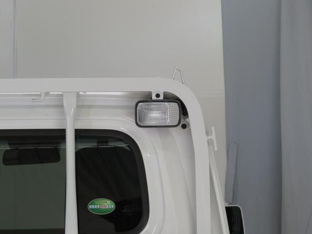 エクストラSAIIIt 2WD MT キーレス LEDフォグランプ 荷台照明灯 あゆみ板掛けテールゲートチェーン 衝突被害軽減ブレーキ 車線逸脱警報機能 誤発進抑制機能 先行車発進知らせ機能 元試乗車(32枚目)
