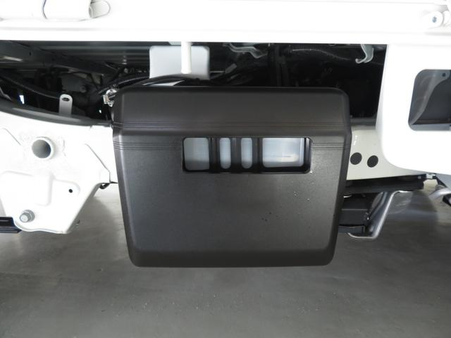 エクストラSAIIIt 2WD MT キーレス LEDフォグランプ 荷台照明灯 あゆみ板掛けテールゲートチェーン 衝突被害軽減ブレーキ 車線逸脱警報機能 誤発進抑制機能 先行車発進知らせ機能 元試乗車(33枚目)