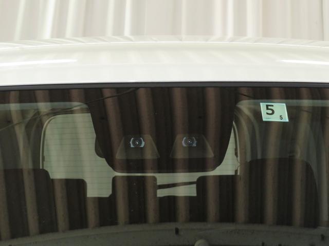 カスタムG ターボ SAIII 全周囲カメラ 純正アルミ キーフリー 両側電動スライドドア クルーズコントロール コーナーセンサー オートハイビーム 衝突被害軽減ブレーキ 車線逸脱警報機能 誤発進抑制機能 先行車発進知らせ機能(33枚目)