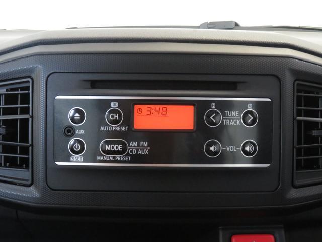 L SAIII 届出済未使用車 純正CDチューナー アイドリングストップ オートライト 盗難警報 コーナーセンサー オートハイビーム 衝突被害軽減ブレーキ 車線逸脱警報機能 誤発進抑制機能 先行車発進お知らせ機能(12枚目)