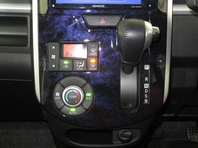 カスタムRS トップエディションSAIII ターボエンジン KENWOOD製地デジナビ DVD再生 Bluetooth対応 バックカメラ 純正アルミホイール ドラレコ 運転席シートヒーター 両側電動スライドドア LEDヘッドライト LEDフォグ(17枚目)