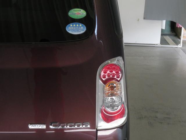 ココアプラスX オートエアコン アイドリングストップ ヘッドライトレベリングスイッチ 盗難警報 キーフリー(37枚目)
