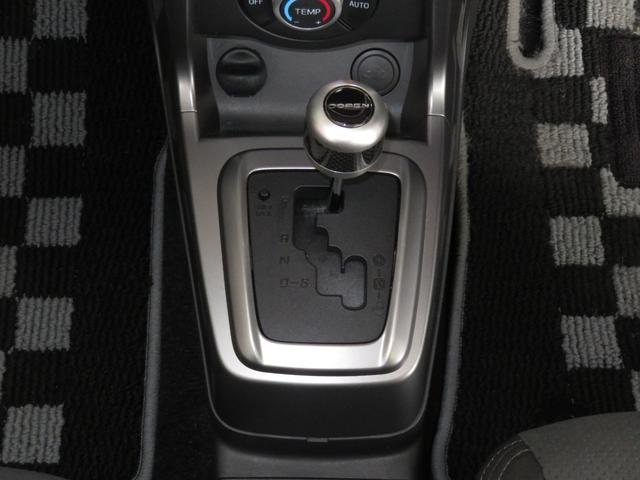 セロ S ターボエンジン 純正地デジナビ DVD再生 Bluetooth対応 バックカメラ 純正BBSアルミ ETC 前席シートヒーター 純正シフトノブ パドルシフト レカロシート ビルシュタイン足回り(17枚目)