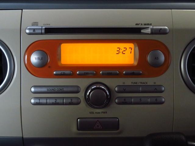 X キーフリー 純正CDチューナー 純正アルミホイール 盗難警報 プッシュエンジンスタータ 純正カーペットマット(16枚目)