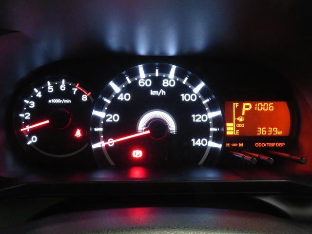 XリミテッドII SAIII 走行3639km バックカメラ 純正アルミ LEDヘッドライト 運転席シートヒーター オートハイビーム アイドリングストップ オートエアコン オートライト 盗難警報 キーフリー スマアシIII(12枚目)