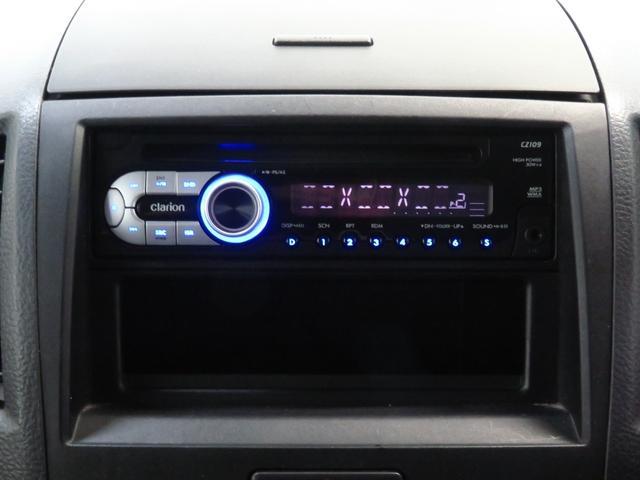 リミテッド ワンオーナー Clarion製CDチューナー 社外アルミ 両側スライド片側電動ドア LEDヘッドライト ETC オートライト 盗難警報 キーフリー プッシュエンジンスタータ(13枚目)