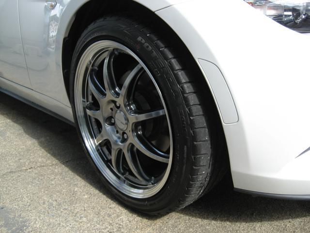 S 6MT HKS車高調ハイパーマックス ローダウン ワイドトレットスペーサー WORK社外17インチアルミホイール 当社下取ワンオーナー 禁煙車 オートワイパー LEDオートヘッド プッシュスタート(19枚目)