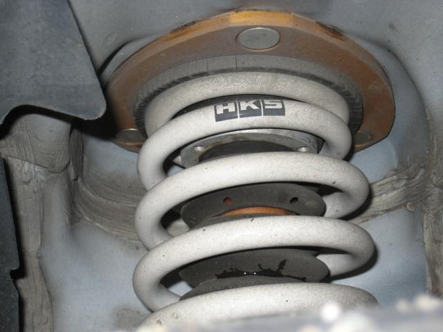 S 6MT HKS車高調ハイパーマックス ローダウン ワイドトレットスペーサー WORK社外17インチアルミホイール 当社下取ワンオーナー 禁煙車 オートワイパー LEDオートヘッド プッシュスタート(24枚目)